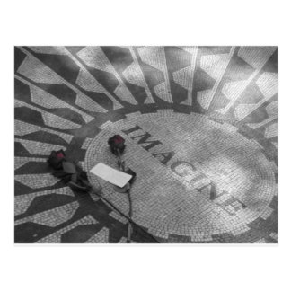 Strawberry Fields Postcard