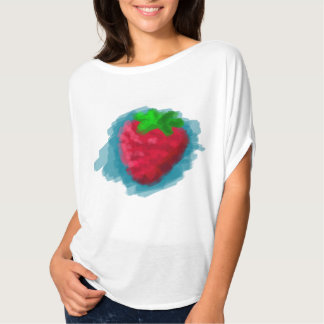 strawberry flow shirt