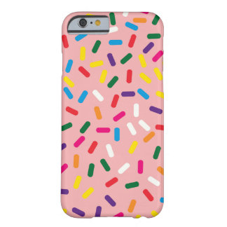 Strawberry Frosted Sprinkles iPhone 6/6s Case