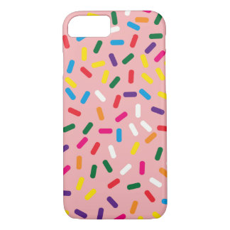 Strawberry Frosted Sprinkles iPhone 8/7 Case