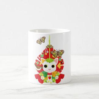 Strawberry great fortune (Strawberry Daifuku) Coffee Mugs