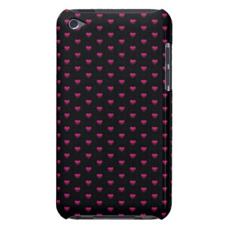 Strawberry Hearts iPod Touch Case