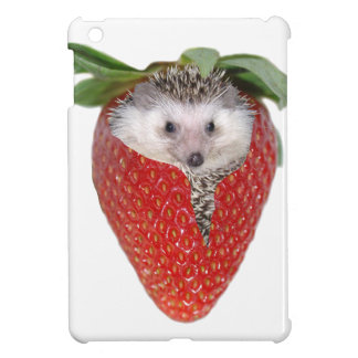 Strawberry Hedgie Case For The iPad Mini