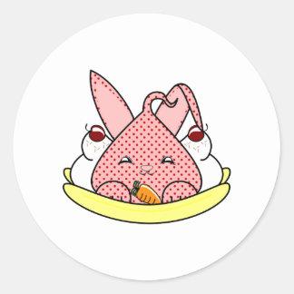 Strawberry Hopdrop Split Sticker