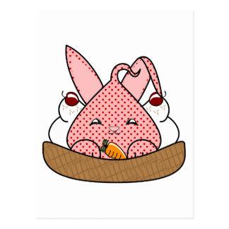 Strawberry Hopdrop Waffle Sundae Postcard