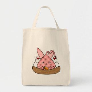 Strawberry Hopdrop Waffle Sundae Bag