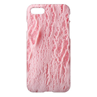 Strawberry Ice Cream Iphone Case