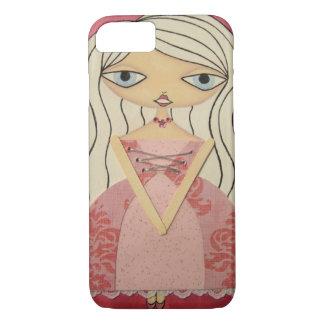 """Strawberry Ice Cream"" Pink iPhone 7 Case! iPhone 8/7 Case"