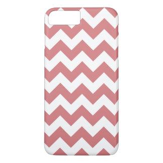 Strawberry Ice Zigzag Chevron iPhone 7 Plus Case