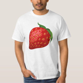 Strawberry illustration T-Shirt