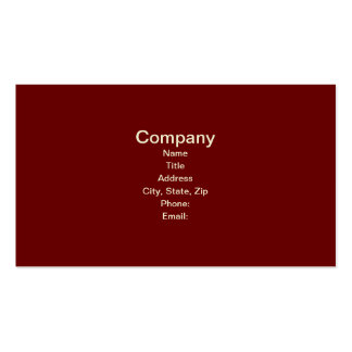 Strawberry Jam Label Business Cards