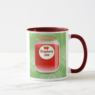 Strawberry Jam Mug