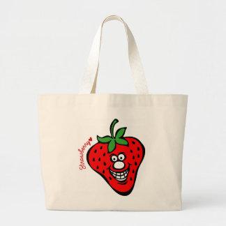 Strawberry *Jumbo Tote