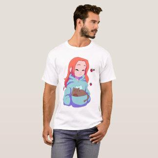 Strawberry Kitty 2 T-Shirt
