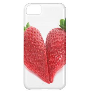 Strawberry Lips Love Heart Phone Cases