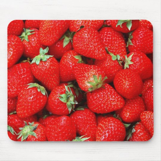 Strawberry Mouse Mat