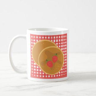 Strawberry Pancakes Mugs