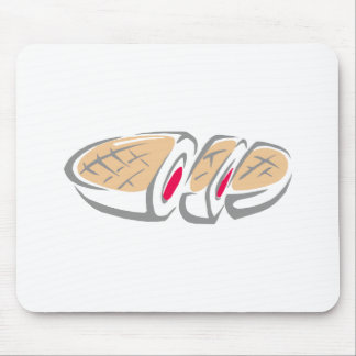 Strawberry Pastry Mouse Pads