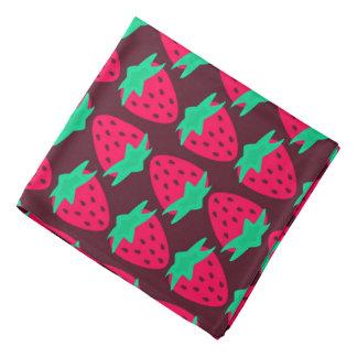 Strawberry Patch Kerchief