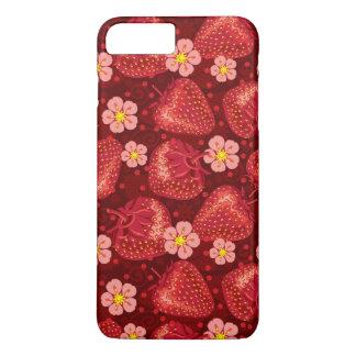Strawberry Pattern 2 2 iPhone 8 Plus/7 Plus Case