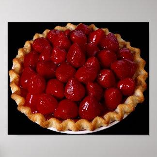 Strawberry Pie Poster