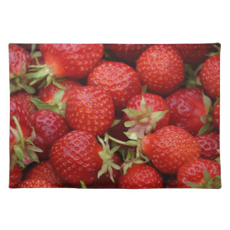 Strawberry Placemat