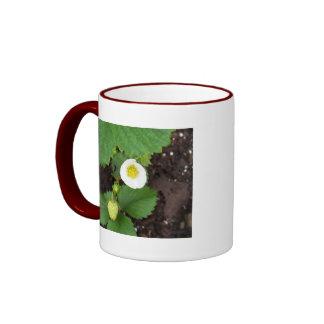 Strawberry Plant Mug