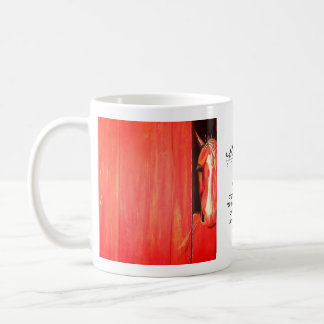 """""""Strawberry Roan"""" © 2011Millward Studios Coffee Mug"""
