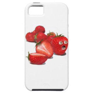 Strawberry Shock iPhone 5 Cases