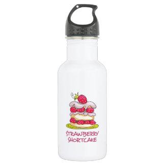 Strawberry Short Cake 532 Ml Water Bottle
