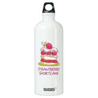 Strawberry Short Cake SIGG Traveller 1.0L Water Bottle