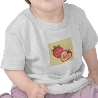 Strawberry Slice Shirts