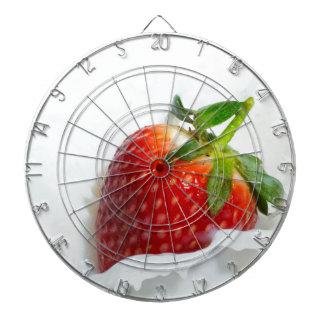 Strawberry Splash Dartboard