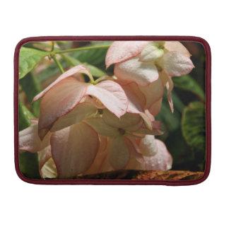 Strawberry Splash Taffet Plant MacBook Sleeve MacBook Pro Sleeves