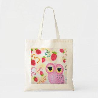 Strawberry Strawberry Tote Bag