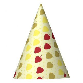 Strawberry Sweet Pattern for parties Party Hat