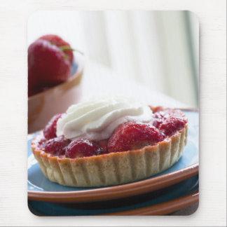 Strawberry Tart Mouse Pad
