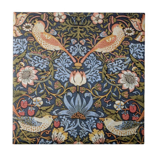 Strawberry Thief by William Morris Tile
