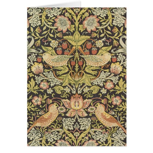 Strawberry Thieves by William Morris