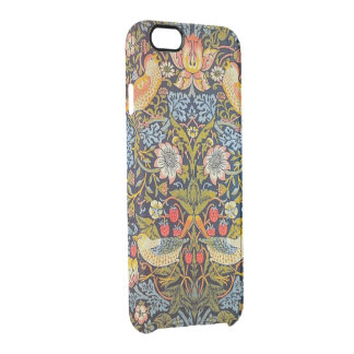 Strawberry Thieves iPhone 6/6S Clear Case