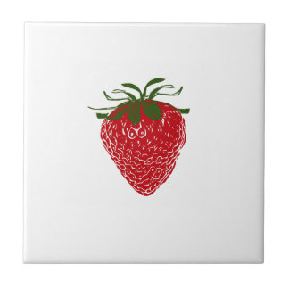 Strawberry: Tile