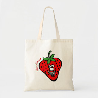 Strawberry *Tote Bag