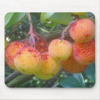 Strawberry Tree Fruit Mousepad
