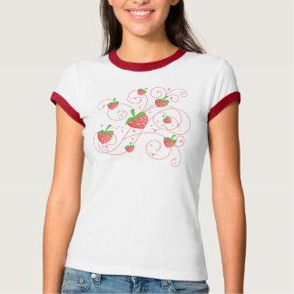 Strawberry Works Tshirts