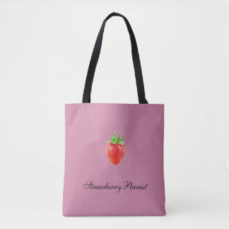 StrawberryPianist Music Bag