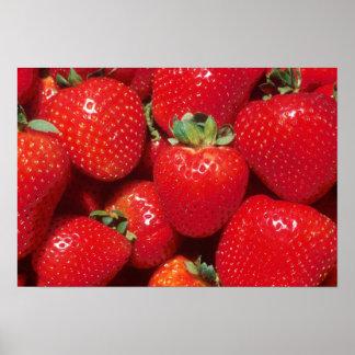Strawberrys Print