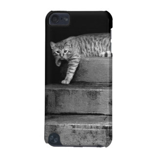 Stray Cat on Stairs iPod Touch (5th Generation) Cover