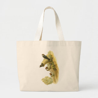Streaked-throated Swallow Canvas Bags