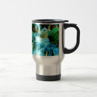 stream and peace coffee mug