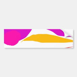 Stream Edge Living Extreme Fusion Rendition Bumper Sticker